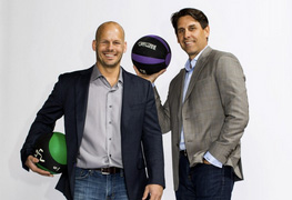 AnytimeFitness co-founders Dave Mortensen and Chuck Runyon thumbnail