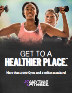 Anytime Fitness Media Kit