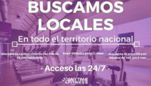 Locales Anytime Fitness